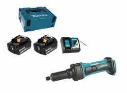 Makita DGD800RTJ 2x 5Ah Batterie + Chargeur